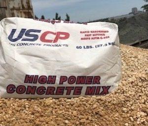 High Power Concrete Mix 50lb Bag