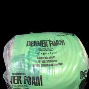 Mini Denver Foam 1-1/8