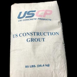 USCP Construction Grout