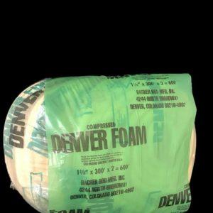 Denver Foam 1-1/8